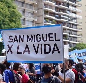 San Miguel x la Vida