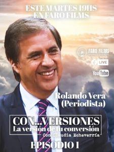 Rolando Vera periodista