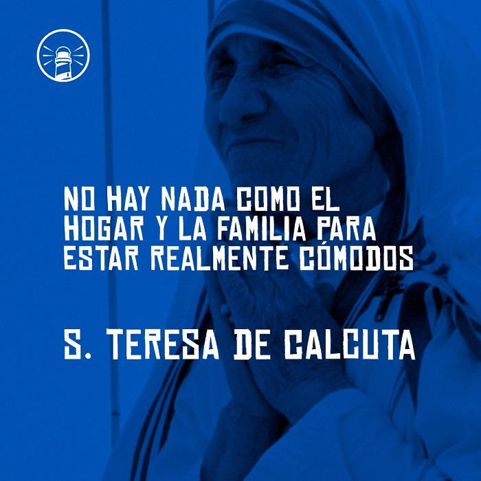 Familia (Madre Teresa)