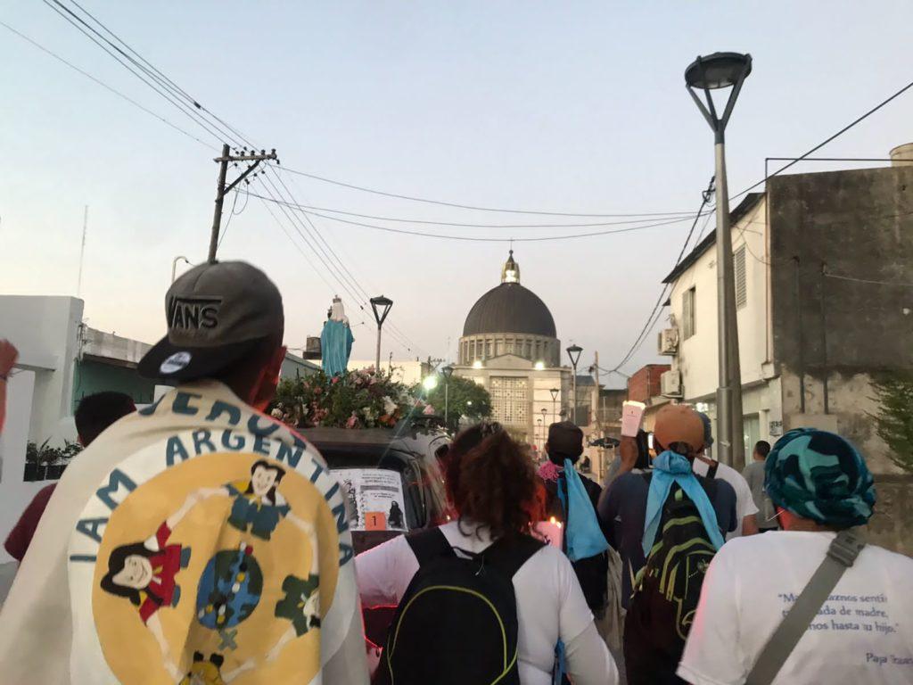 Peregrinación a San Nicolás